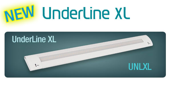 New UnderLine XL by Solid State Luminaires