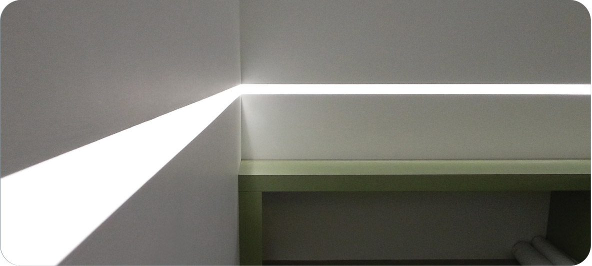 MicroLine Cove Linear LED