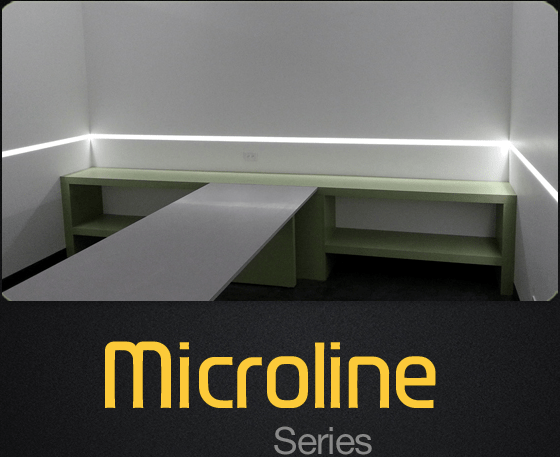 MicroLine Cove LED application photo