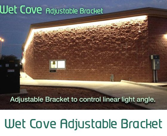 Wet Cove Adjustable Bracket by SSL