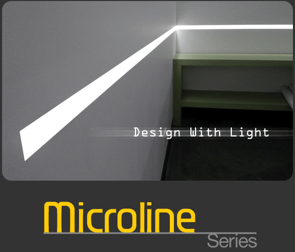 MicroLine Linear LED by Solid State Luminaires