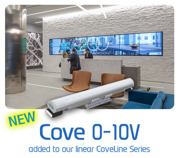 CoveLine 0-10V Linear LED