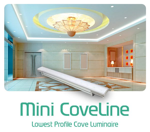 Mini CoveLine by Solid State Luminaires