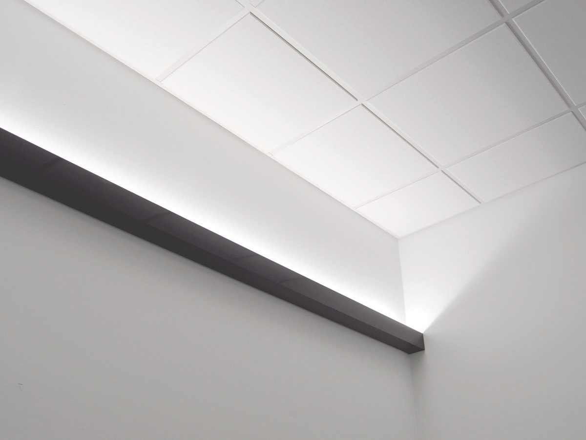 Create A Cove By Solid State Luminaires